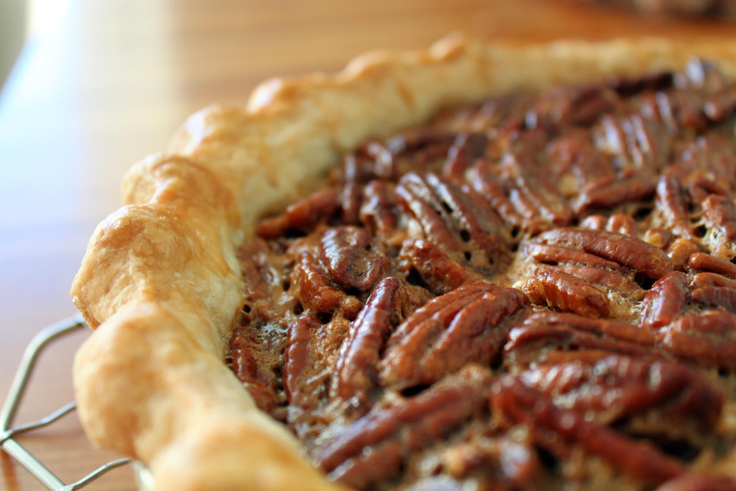 Bourbon Pecan Pie | Mission Delectable